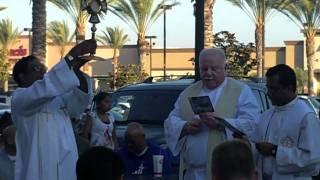 Eucharistic Adoration Flash Mob