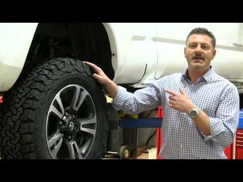 Charlesglen Toyota Scion - Tire Pressure Monitoring Systems