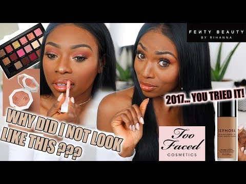 BEST MAKEUP OF 2017