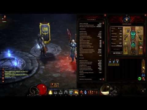 Diablo 3 Monk Nirvana Build bez LS co i jak :)