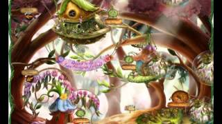 Pixie Hollow Music - Treetop Bend Intro (spring)
