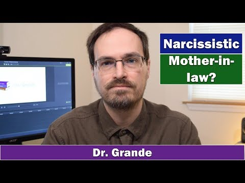 Narcissism In Mother-in-law/Daughter-in-law Relationships