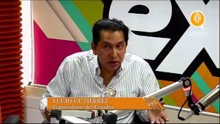 REVISTA INFORMATIVA DEMOCRACIA: LUCIO GUTIÉRREZ HABLA DE LA CAÍDA DE SU GOBIERNO