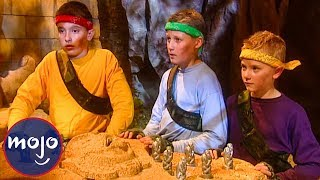 Top 10 Kids' TV Game Shows We All Wanted To Be On