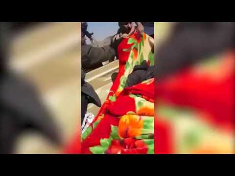 Graphic Footage Allegedly Showing Corpse of Yemen's Ex-President Saleh