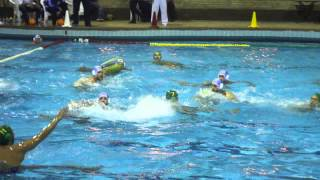 Egypt Water polo: Gezira Vs Heliopolis 15 05 01