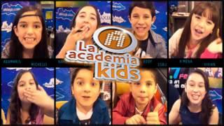 Cd1   Academia Kids   Todos   Tiempo para Recordar