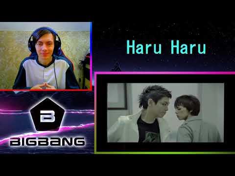BIGBANG – Haru Haru (MV) / Реакция by GleiZ (K-POP)