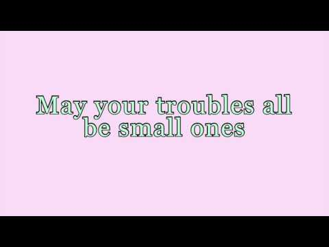 Jim Reeves - May the Good Lord Bless and keep you - Lyrics