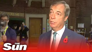 Farage: It's about time politics entered the 21st century
