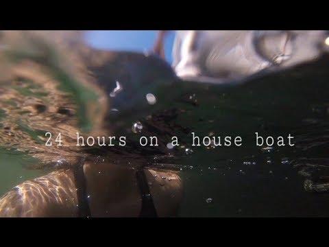 twenty-four hours on a boat