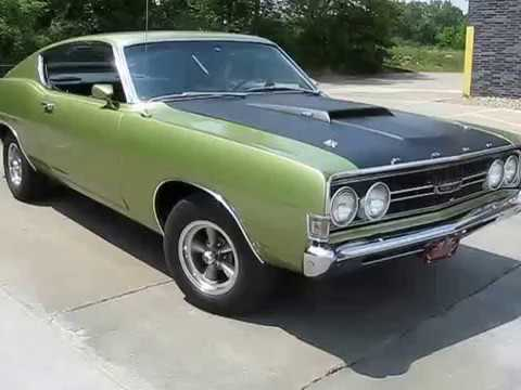 1968 Ford Torino GT FOR SALE YouTube