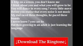 The Streets -- A Blip On A Screen lyrics