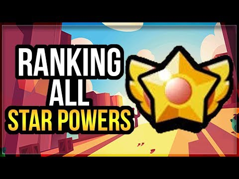 Ranking Every Star Power! Which Are The Best and Worst Abilities? [Brawl Stars]