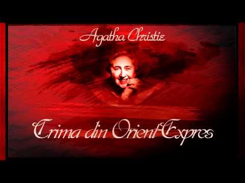 Crima din Orient-Express  - Agatha Christie