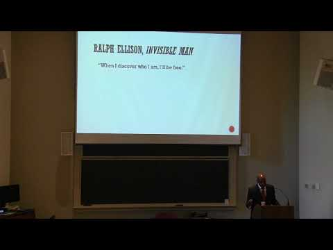 Patrice Rankine: A Lecture with the Dean of Arts & Sciences