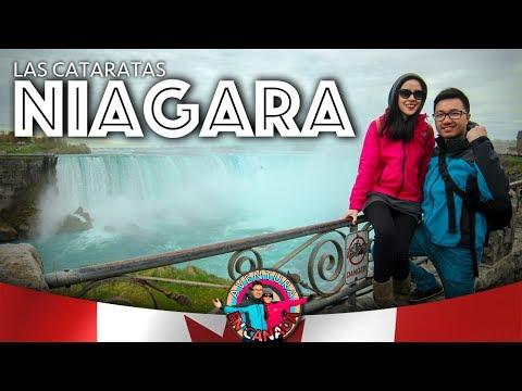EP.33 Las Cataratas De Niagara   AVENTURA EN CANADÁ