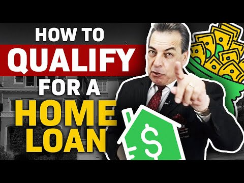 [Mortgages] How to Qualify (HOME LOANS) Loan Requirements [MORTGAGE]