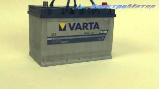 Аккумулятор Varta Blue dynamic 95ah(, 2012-02-14T16:18:34.000Z)