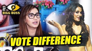 Shilpa Shinde Opens On VOTE Difference Between Her And Hina Khan