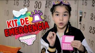 KIT DE EMERGENCIA PARA NIÑAS DE 10 A 15 AÑOS - Niñas en la adolescencia -YouTube