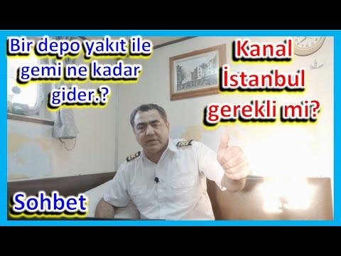 Kanal İstanbul gerekli mi? / Kanal İstanbul'a ihtiyaç var mı?