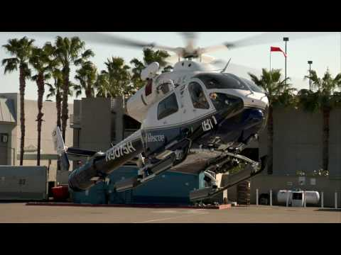 MD 902 Explorer Arrives at HELI-EXPO 2009