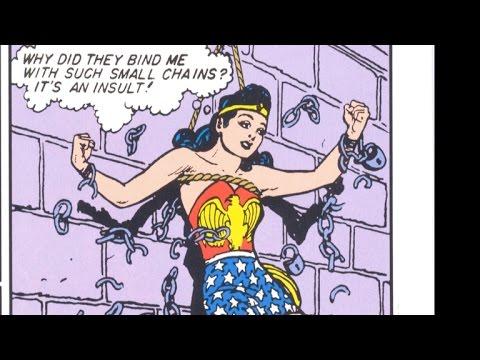 The immortal Wonder Woman