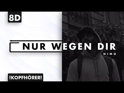 8D AUDIO | Nimo – Nur wegen dir