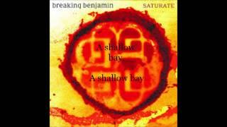 Shallow Bay Breaking Benjamin Lyrics