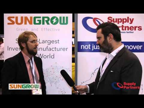 Interview at the 2016 Melbourne Solar Energy Conference