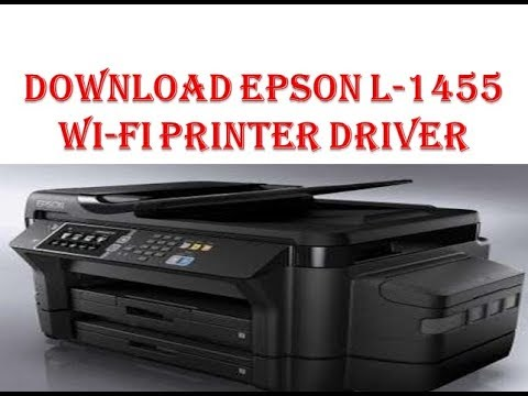 Download Epson L 1455 Wireless Printer Driver On Windows Golectures Online Lectures