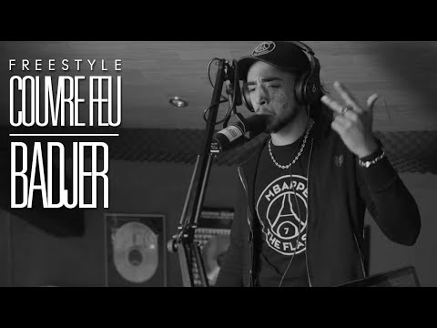Youtube: BADJER – Freestyle COUVRE FEU sur OKLM Radio