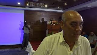 AG's speech at launching of coastal management report