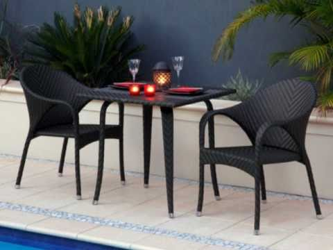 xass design mobilier exterieur outdoor table youtube. Black Bedroom Furniture Sets. Home Design Ideas