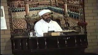 Professor Mahmud Esad Coşan - Fatih Cami Melbourne Sohbetleri #2 (24-03-1991)