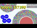 Agar Io 88k Score On An Empty Experimental Server