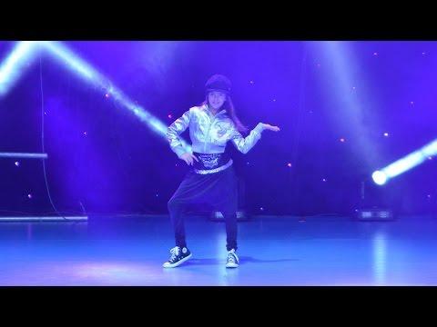 MIA - 3rd Place Hip Hop Solo Kids / Dance Fest Novi Sad 2014 / AQUA