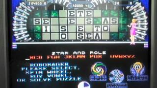 SNES Wheel of Fortune Deluxe SNES Showdown MathewV21688 Vs. RoboRager1 and c3po626 Part 2