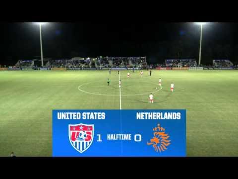 2015 Nike International Friendlies: USA vs. Netherlands