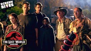 """Lost World, Jurassic Park II"" - Official Trailer"