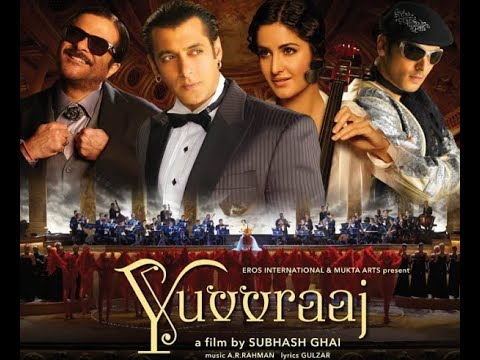 Yuvvraaj - Hindi movie subtitle bahasa Indonesia (Aanil kapoor, Salman khan, Katrina kaif)