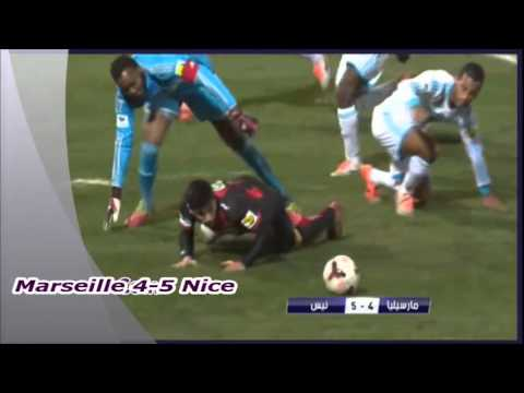 Marseille 4-5 OGC Nice | Coupe de France | All Goals and HighLights