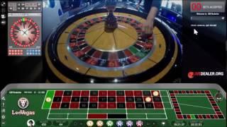 Casino Admiral (Gibraltar) lİve roulette