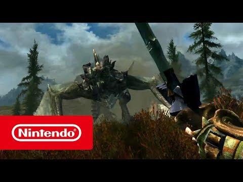 The Elder Scrolls V: Skyrim® – Spot epico (Nintendo Switch)