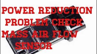 2015 GMC Power reduction
