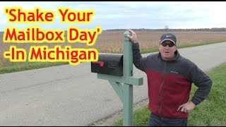 Shake Your Mailbox Day In Michigan - Get Prepared For Winter