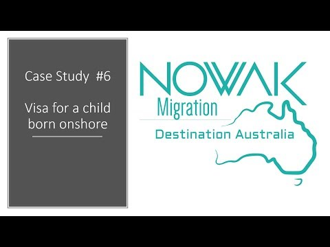 Adding a newborn baby on 457 visa 👶 Nowak Migration 👪