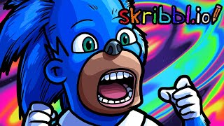 Skribbl.io Funny Moments - These Sonics Look SICK!