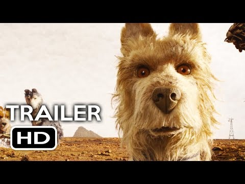 Isle of Dogs   1 2018 Wes Anderson, Bryan Cranston Animated Movie HD